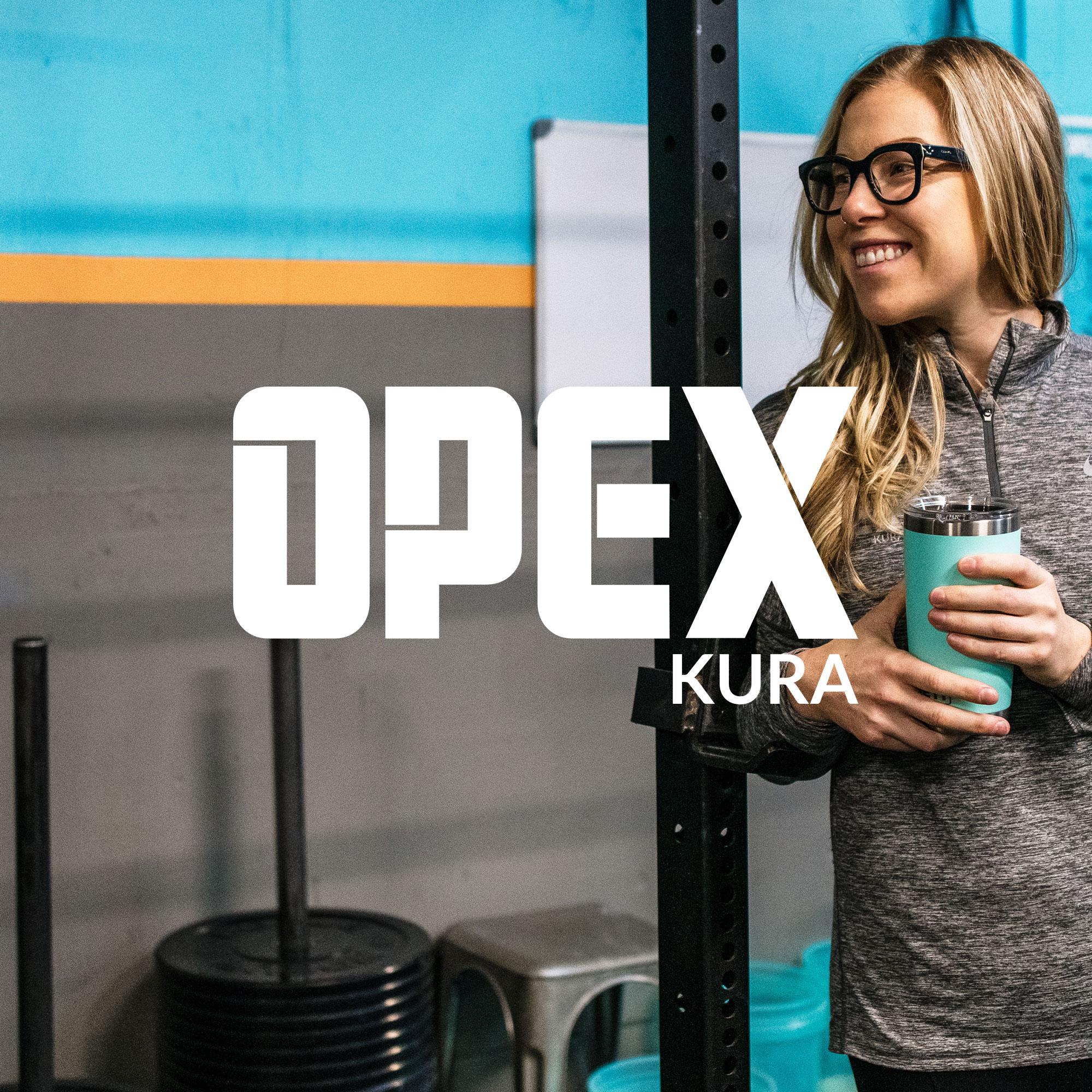 OPEX KURA Branding